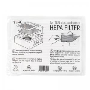 Hepa Filter Teri M (draagbaar)