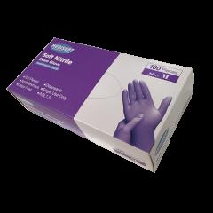 Handschoenen Nitril Blauw (Medisept)