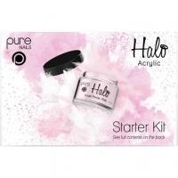 Pure Nails Halo Acrylic Starter Kit