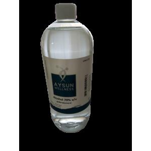 Alcohol 70 % - Aysun - 1 liter