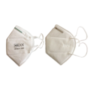 Mondmaskers FFP2 - Gecertificeerd KN95 filter - Individueel verpakt !