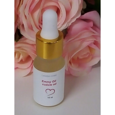 Emmy Oil - cuticle oil - 10 ml