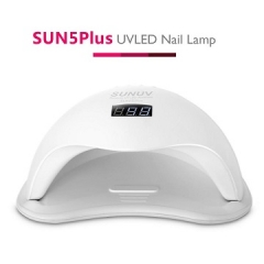 SUN 5+ UV/LED nagellamp