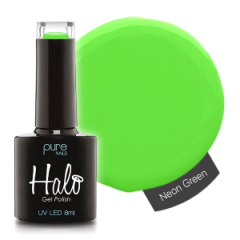 Halo Gelpolish Neon Green 8 ml
