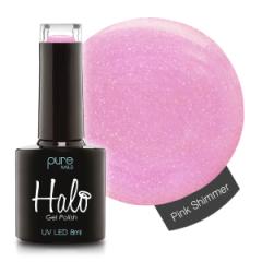 Halo Gelpolish Pink Shimmer 8 ml