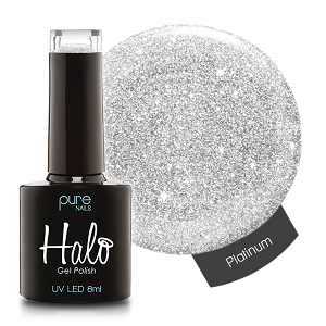 Halo Gelpolish Platinum 8 ml