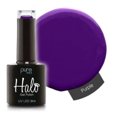 Halo Gelpolish Purple 8 ml